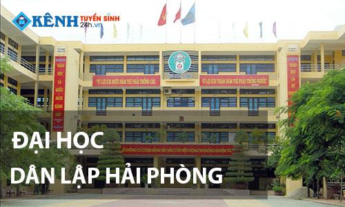 truong dai hoc dan lap hai phong 1 - Điểm Chuẩn Đại Học Dân Lập Hải Phòng 2020 Chính Thức