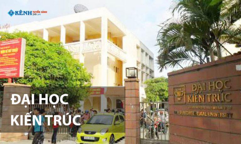 Truong Dai Hoc Kien Truc Ha Noi