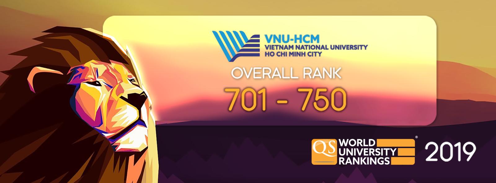 QS World University Rankings 2019 - Lần Đầu 2 Trường Đại Học Việt Nam Lọt Top 1000 Trường Đại Học Trên TG