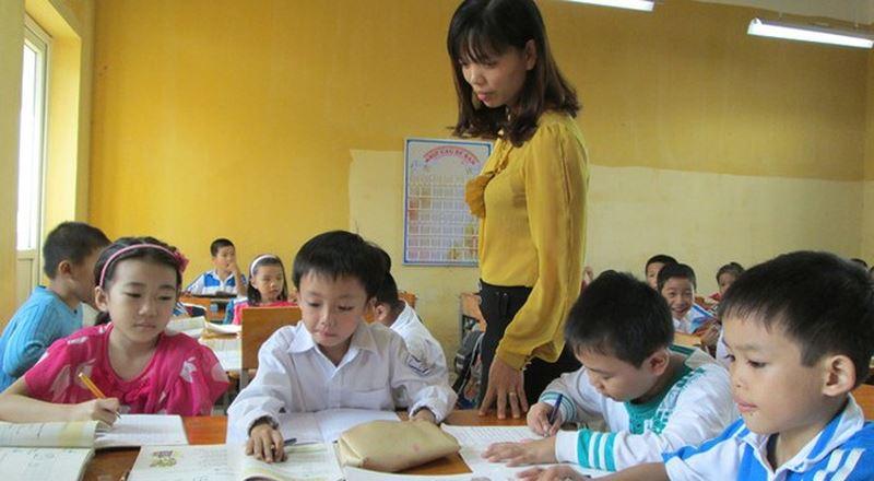 Ước mơ được cống hiến cho nền giáo dục