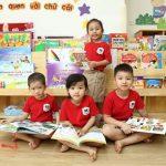 Phòng học trường mầm non VinSchool