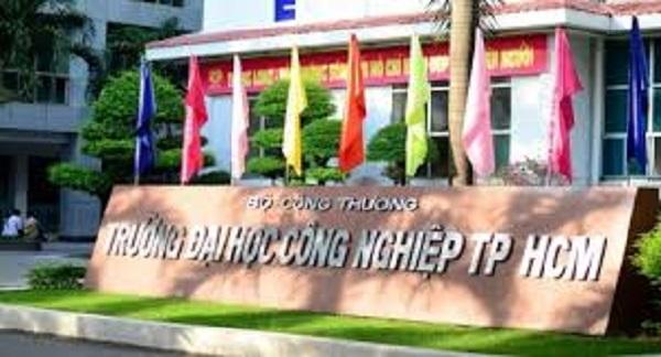 trường đại học công nghiệp tp hcm