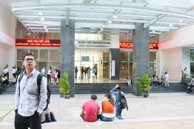 Những điều chưa biết về Đại học Y dược TP.HCM