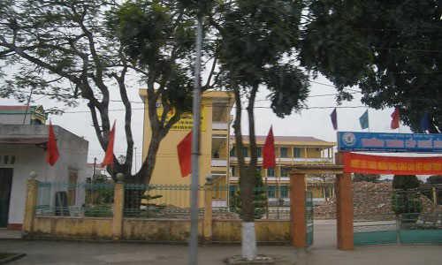 Trường Trung Cấp Nghề Bỉm Sơn