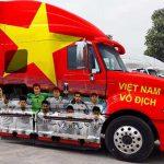 vn 150x150 - Dàn 'Quái Xế' Khủng Thi Nhau Độ Cổ Động U23 Việt Nam