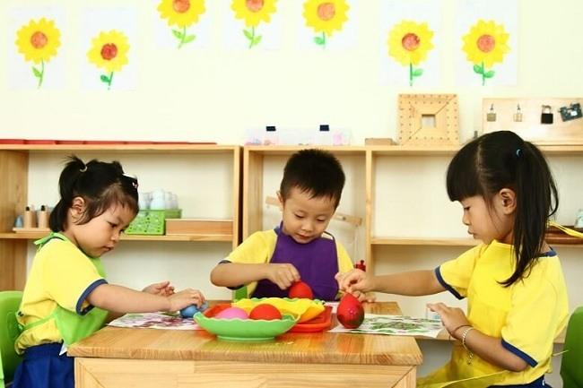 su phat trien - Tuyển Sinh Trung Cấp Mầm Non, Sư Phạm Mầm Non Chính Quy