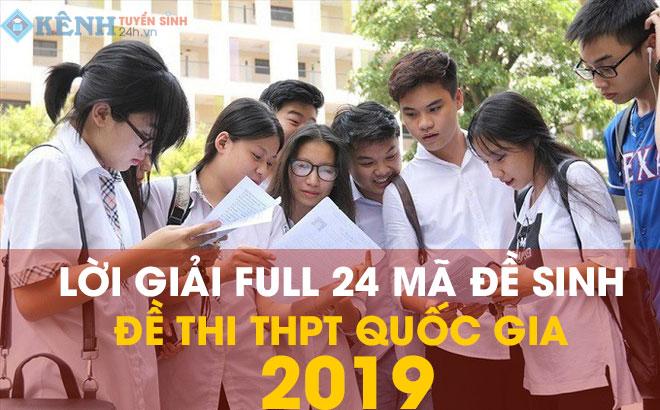loi-giai-de-thi-mon-sinh-hoc-thpt-quoc-gia-2019