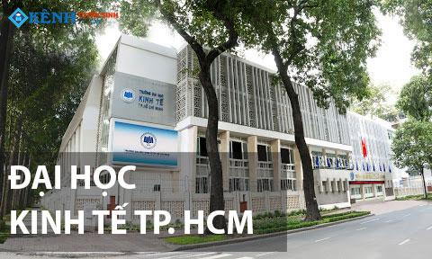 Điểm Chuẩn Đại Học Kinh Tế Thành phố Hồ Chí Minh Đã Được Công Bố