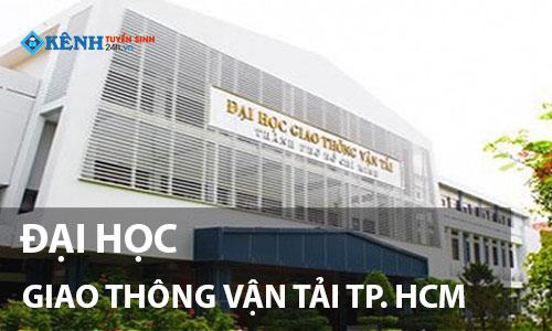 Truong dai hoc giao thong van tai tp hcm - Điểm Chuẩn Đại Học Giao Thông Vận Tải Cơ Sở 2 2020 Chính Thức
