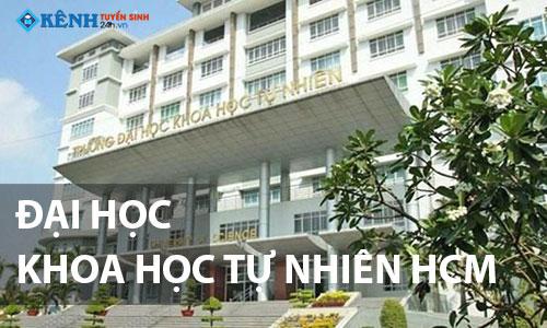Điểm Chuẩn Đại Học Khoa Học Tự Nhiên TP.HCM