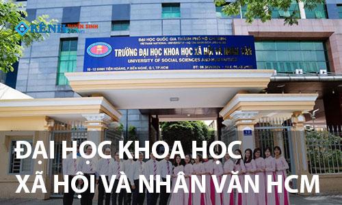 Truong dai hoc khoa hoc xa hoi va nhan van tp hcm - Điểm Chuẩn Trường Đại Học Khoa học Xã Hội Và Nhân văn TP HCM