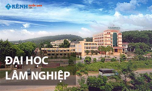 Truong dai hoc lam nghiep - Điểm Chuẩn Đại Học Lâm Nghiệp Hà Nội 2020 Chính Thức