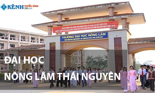 Truong dai hoc nong lam dai hoc thai nguyen - Điểm Chuẩn Trường Đại Học Nông Lâm - ĐH Thái Nguyên 2020 Chính Thức