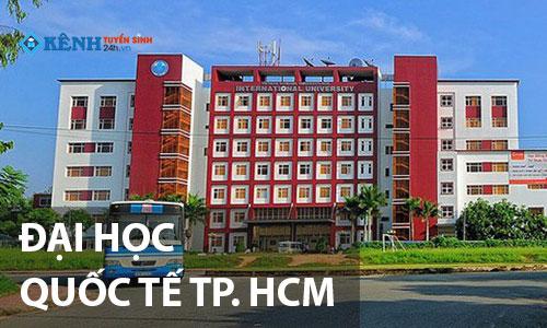Truong dai hoc quoc te dai hoc quoc gia tp hcm - Điểm Chuẩn Đại Học Quốc Tế TP.HCM 2020 Chính Thức