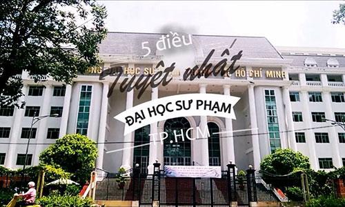 Truong dai hoc su pham tp hcm - Điểm Chuẩn Trường Đại Học Sư Phạm TP.HCM 2020 Chính Thức