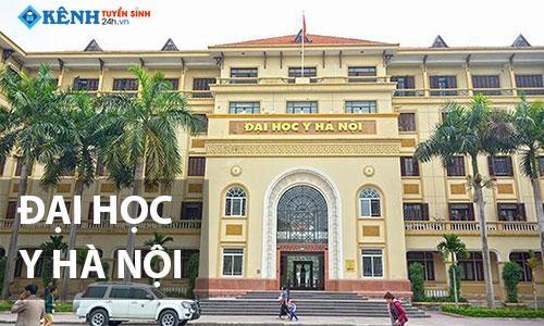 truong dai hoc y ha noi - Điểm Chuẩn Trường Đại học Y Hà Nội 2020 Chính Thức