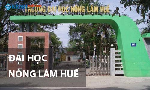 Dai hoc nong lam dai hoc hue - Điểm Chuẩn Trường Đại Học Nông Lâm - Đại Học Huế 2020