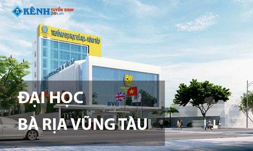 Truong dai hoc ba ria vung tau - Điểm Chuẩn Đại Học Bà Rịa Vũng Tàu 2020 Chính Thức