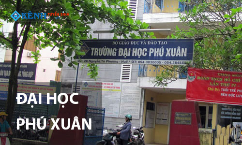Truong dai hoc dan lap phu xuan - Điểm Chuẩn Đại Học Dân Lập Phú Xuân 2020 Chính Thức