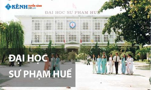 Truong dai hoc su pham hue - Điểm Chuẩn Đại Học Sư Phạm - Đại Học Huế  2020 Chính Thức