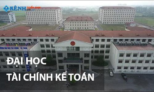 Truong dai hoc tai chinh ke toan - Điểm Chuẩn Đại Học Tài Chính Kế Toán 2020 Chính Thức