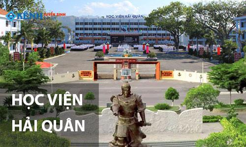 Truong hoc vien hai quan - Điểm Chuẩn Học Viện Hải Quân 2020 Chính Thức
