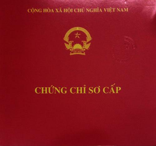chung chi nau an cap toc - Đăng Ký Cấp Chứng Chỉ Văn Thư Lưu Trữ Cấp Tốc - Toàn Quốc