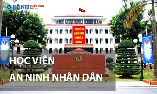 hoc vien an ninh nhan dan - Điểm Chuẩn Học Viện An Ninh Nhân Dân 2020 Chính Thức