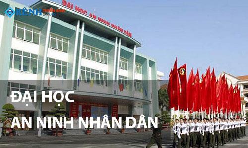 truong dai hoc an ninh nhan dan - Điểm Chuẩn Đại Học An Ninh Nhân Dân 2020 Chính Thức
